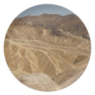 Death Valley 6 Tallrik