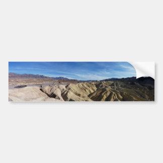 Death Valley Bildekal
