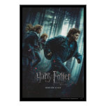 Deathly Hallows - gruppspring 2 Poster