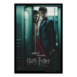 Deathly Hallows - Harry och Hermione Affischer