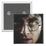 Deathly Hallows - Harry Potter Standard Kanpp Fyrkantig 5.1 Cm