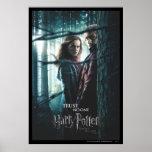 Deathly Hallows - Hermione och Ron Affisch