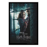Deathly Hallows - Hermione och Ron Poster