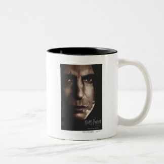 Deathly Hallows - Snape Två-Tonad Mugg