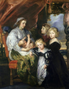 Deborah slaf och henne barn pussel 2a467b93a5947