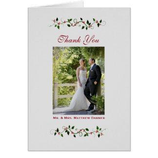 December helgdag som gifta sig det vikta OBS kort