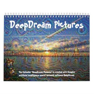 DeepDream bilder Kalender