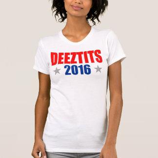 """DEEZTITS 2016 "", TSHIRTS"
