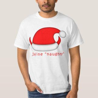 Definiera styggt t-shirt