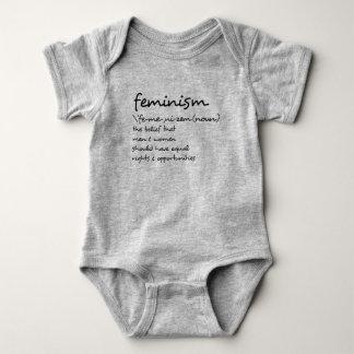 Definitionen av feminism t-shirt