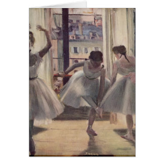 Degas/det Graham kortet OBS Kort