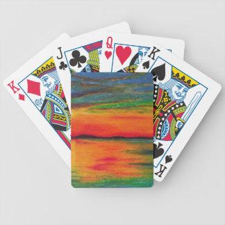 deglsunset spelkort