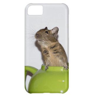 Degu i en grön tekanna iPhone 5C fodral