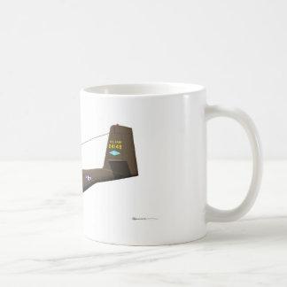 DeHavilland C-7 Caribou Kaffemugg