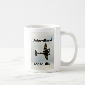 Dehavilland mygga kaffemugg