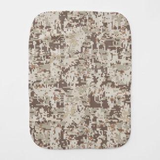 Dekor för beige för ökenstilDigital kamouflage Bebistrasa
