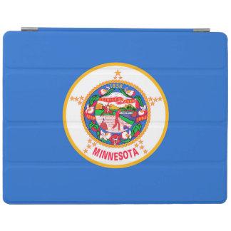 Dekor för Minnesota statlig flaggadesign iPad Skydd