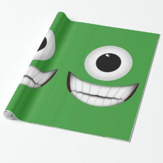 Dekoration för Cyclopsleendevägg Presentpapper