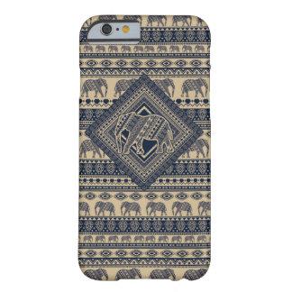 Dekorativ Aztec med elefanten Barely There iPhone 6 Fodral