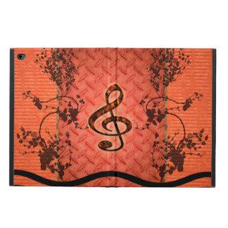 Dekorativ klav med ro powis iPad air 2 skal