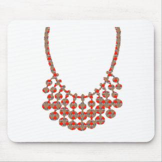Dekorativ KONST för halsbandJUVEL från Navin Joshi Mus Matta
