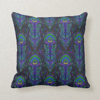dekorativ kudde för tryck för art