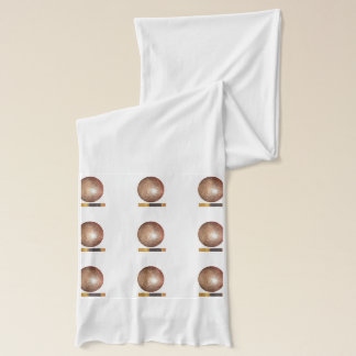 Dekorativ tibetan sjungande bunke sjal