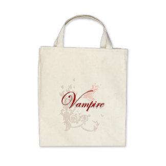Dekorativ vampyr tygkasse