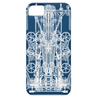 Dekorativa mekaniska fodrar fodral för barely there iPhone 5 fodral