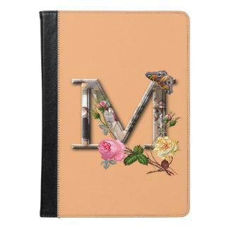 "Dekorativt brev initialt ""M"","