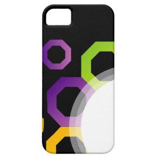 Dekorativt designinslag iPhone 5 Case-Mate skydd