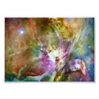 Dekorativt foto för utrymme för Orion Nebulagalax