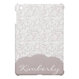 Dekorativt snöreiPadfodral iPad Mini Skydd