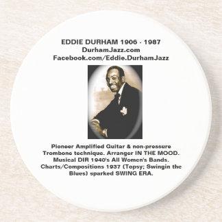 Dekorativt underlägg Eddie Durham för beställnings