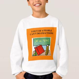 del mathskämtet t shirts