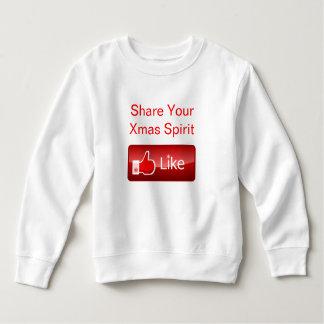 Dela din julaftonande t shirt