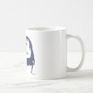 Dela din kärlek av uddtorsk med humor. kaffemugg
