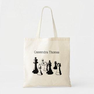Delar vintagekonst #2 för schack tygkasse