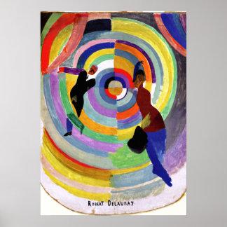 Delaunay - politiskt drama poster