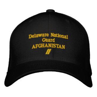 Delaware 12 MÅNAD TURNERAR Broderad Keps