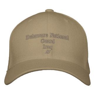 Delaware 18 MÅNAD TURNERAR Broderad Keps