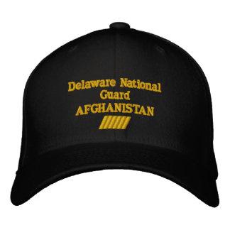 Delaware 36 MÅNAD TURNERAR Broderad Keps