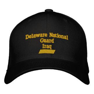 Delaware 66 MÅNAD TURNERAR Broderad Keps