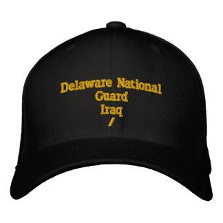 Delaware 6 MÅNAD TURNERAR Broderad Keps