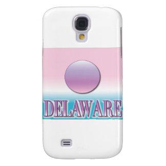 Delaware Airbrushsolnedgång Galaxy S4 Fodral