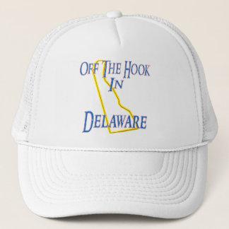 Delaware - av kroken truckerkeps