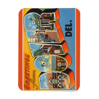 Delaware Dover magnet