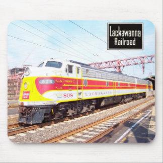 Delaware Lackawanna och western lokomotiv 808 Musmatta