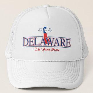 Delaware patriotisk hatt keps