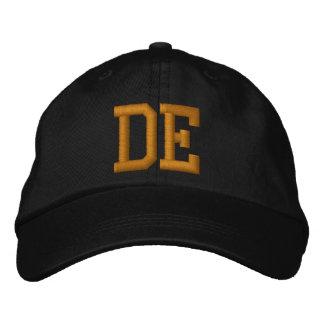 Delaware som är statlig av Delaware Broderad Keps